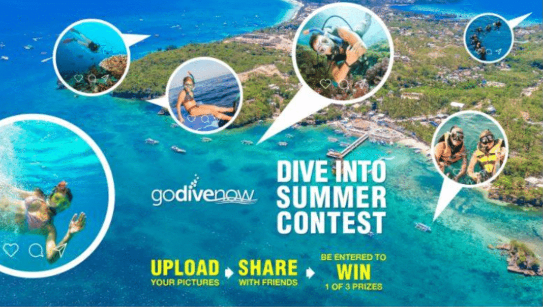 DEMA Conducting 'Go Dive Now' Photo Contest