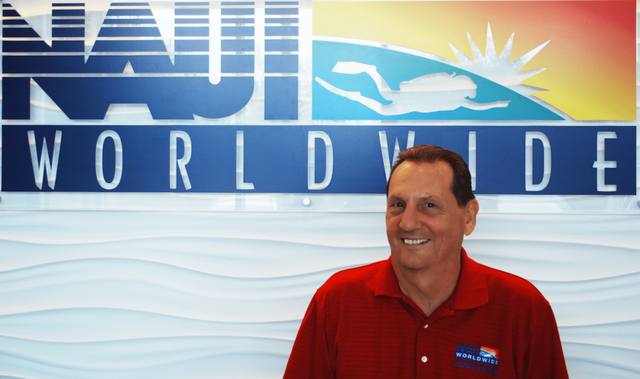 Longtime NAUI Executive Randy Shaw Has Died