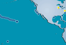 NOAA Map of US Marine Sanctuaries