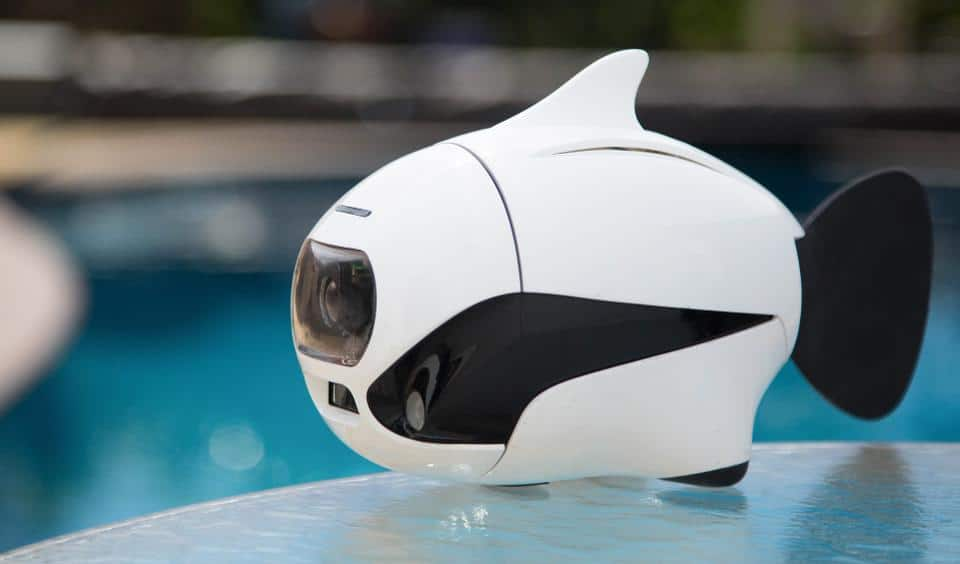 BIKI: First Bionic Wireless Underwater Fish Drone