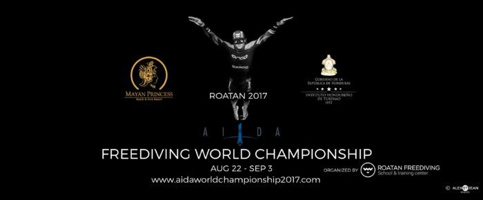 2017 AIDA Individual Freediving World Championships in Roatan