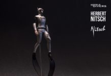 Action Figurine Of Champion Freediver Herbert Nitsch Now Available For Purchase