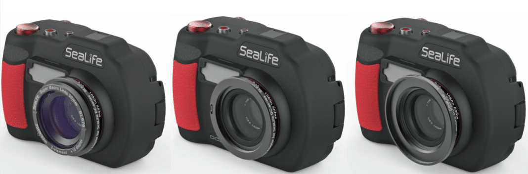 New Super Macro Lens From SeaLife