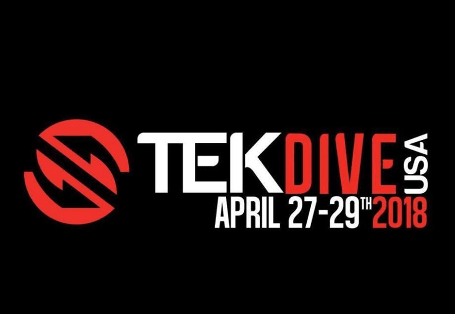 TEKDiveUSA Releases 2018 Speaker Bios