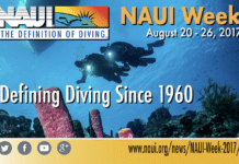 NAUI Celebrating 57-Year History This Week