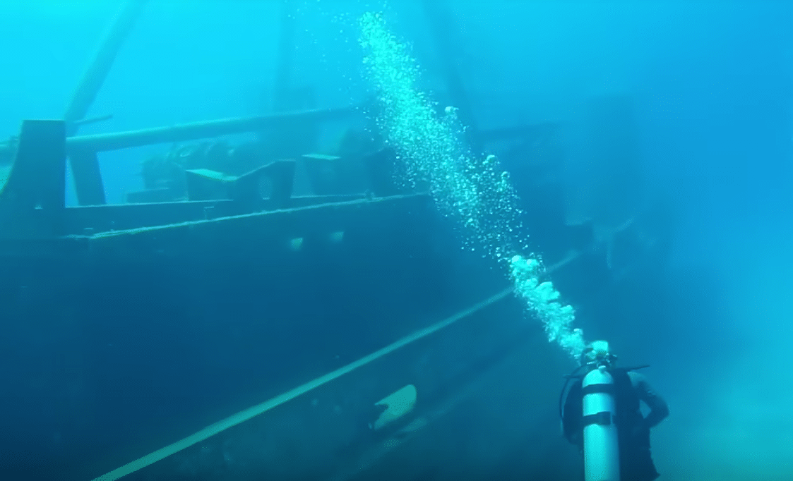 Descend on the USS Kittiwake in Grand Cayman