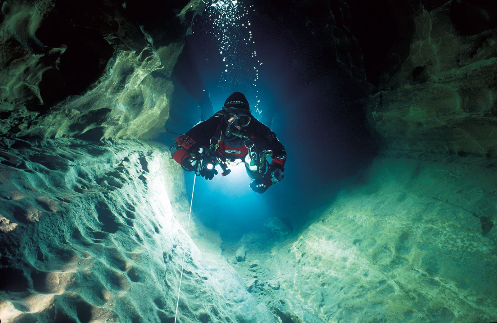 The Future Of Cave Diving