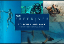 PADI- To Scuba and Back