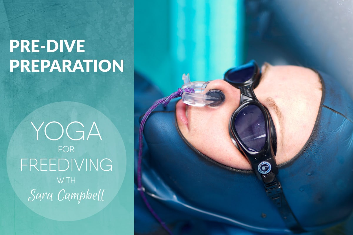 Pre-Dive Preparation - Yoga for Freediving