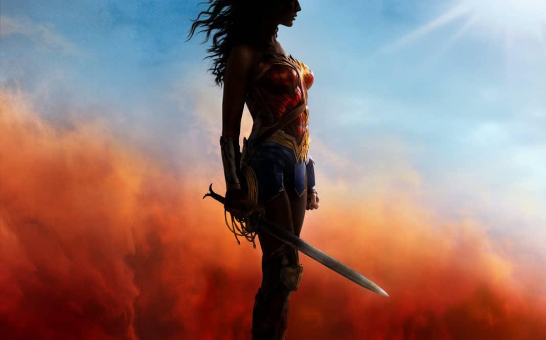 'Wonder Woman' Trainer Also A Freediver (Photo credit: Warner Bros.)