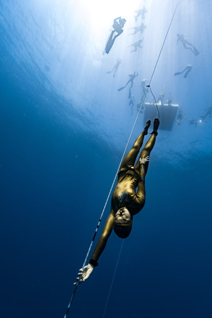 In Pictures: 2017 AIDA Individual Freediving Depth World