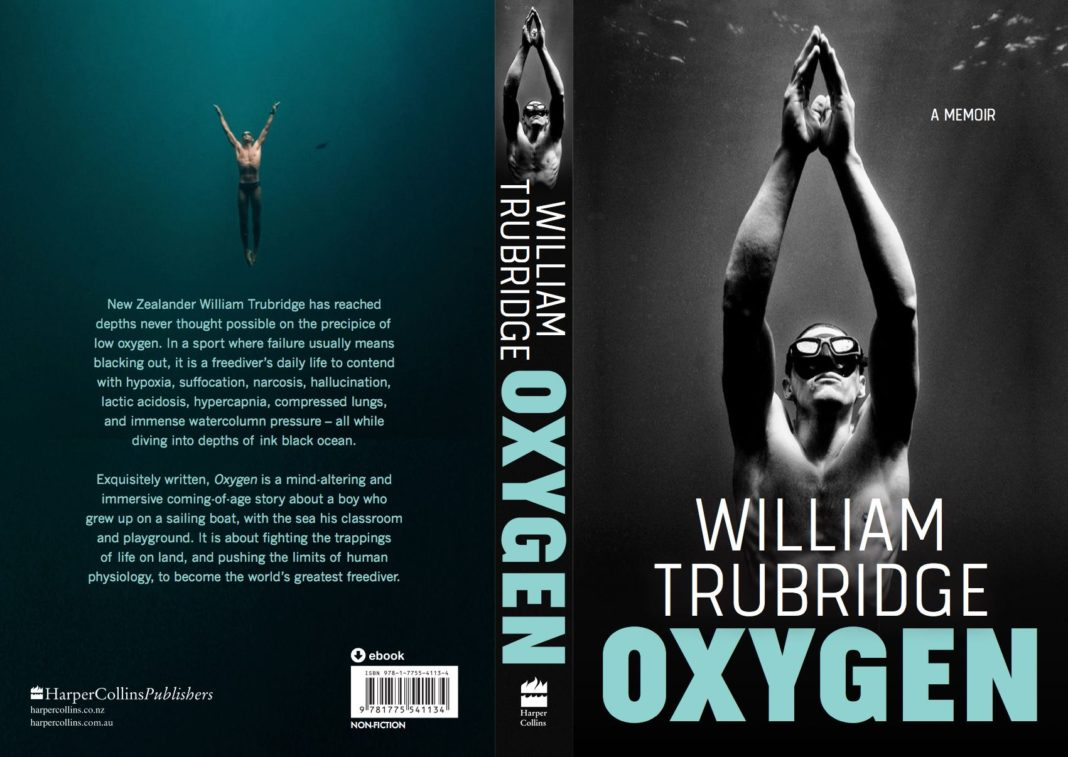 William Trubridge's Autobiography Due Out Soon