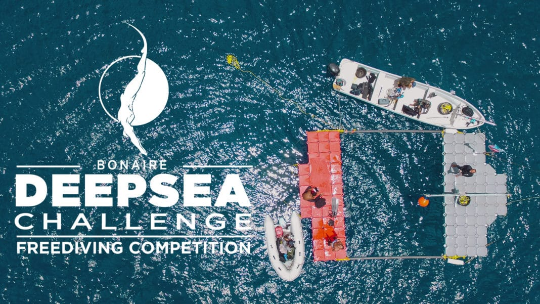 Bonaire Deepsea Challenge and Caribbean Mermaid Festival To Take Place Next Week