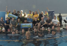 Defending Champs Guy Brew and Kathryn Nevatt Reign Again In New Zealand Freediving Pool Nationals