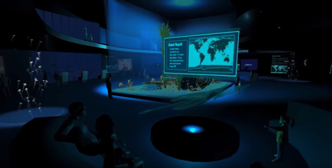 World Ocean Observatory Proposing Interactive, Virtual Aquarium For Students