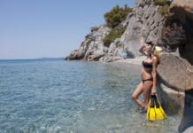 Pregnancy and diving