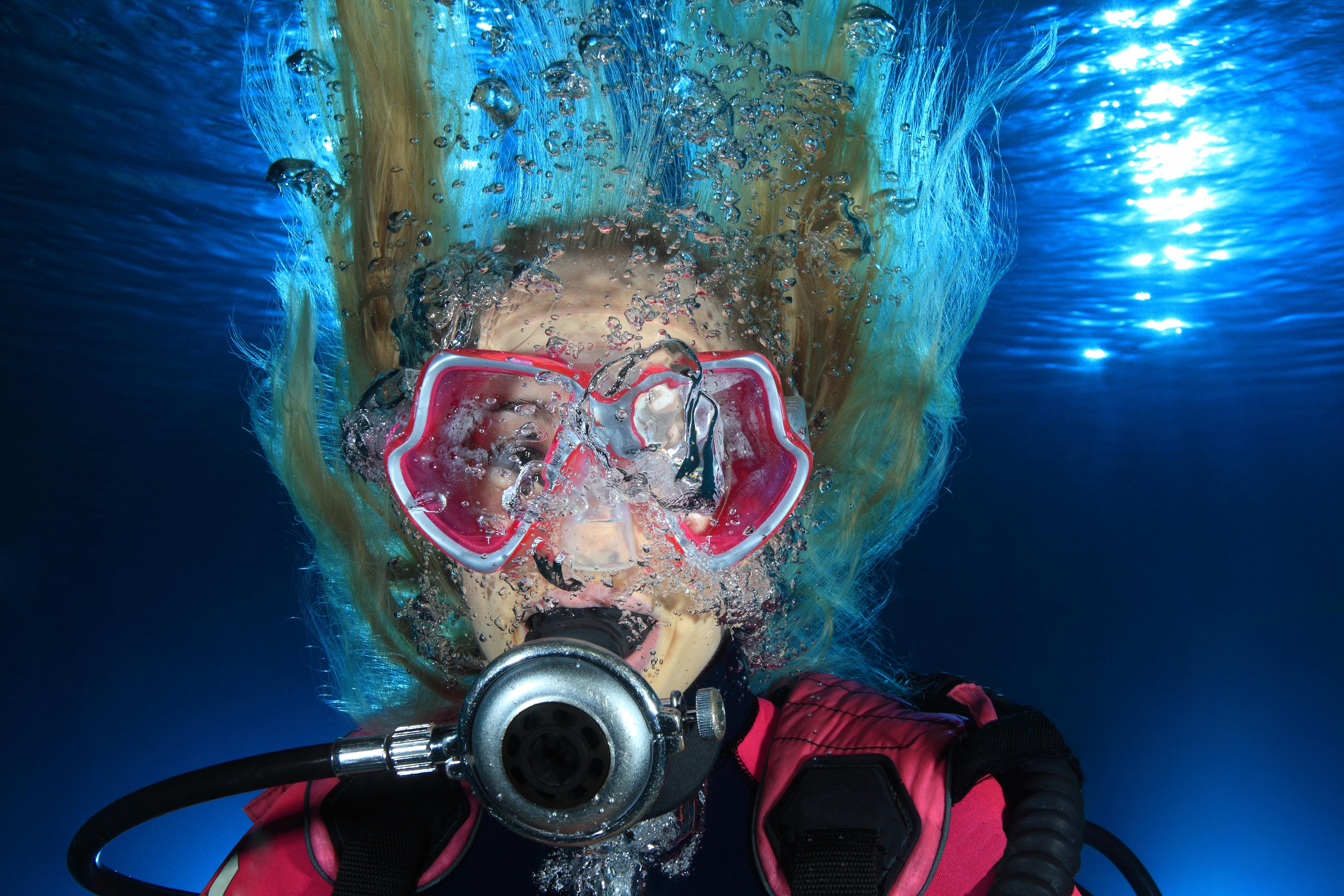 Problems for a Scuba Diver