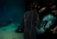BARE Reactive wetsuit now in Titan Black