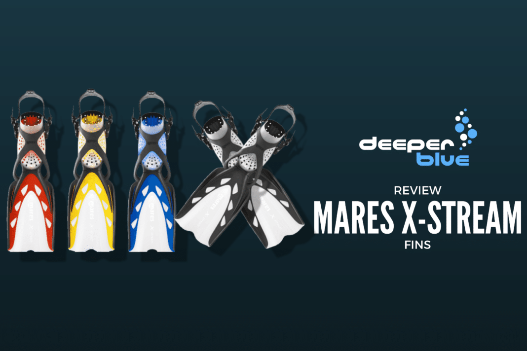 Review- Mares X-Stream