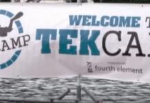 TekCamp training workshop in the United Kingdom
