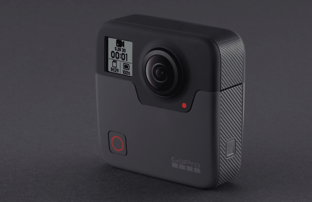 GoPro Unveils New Fusion Mountable 5.2K Spherical Camera