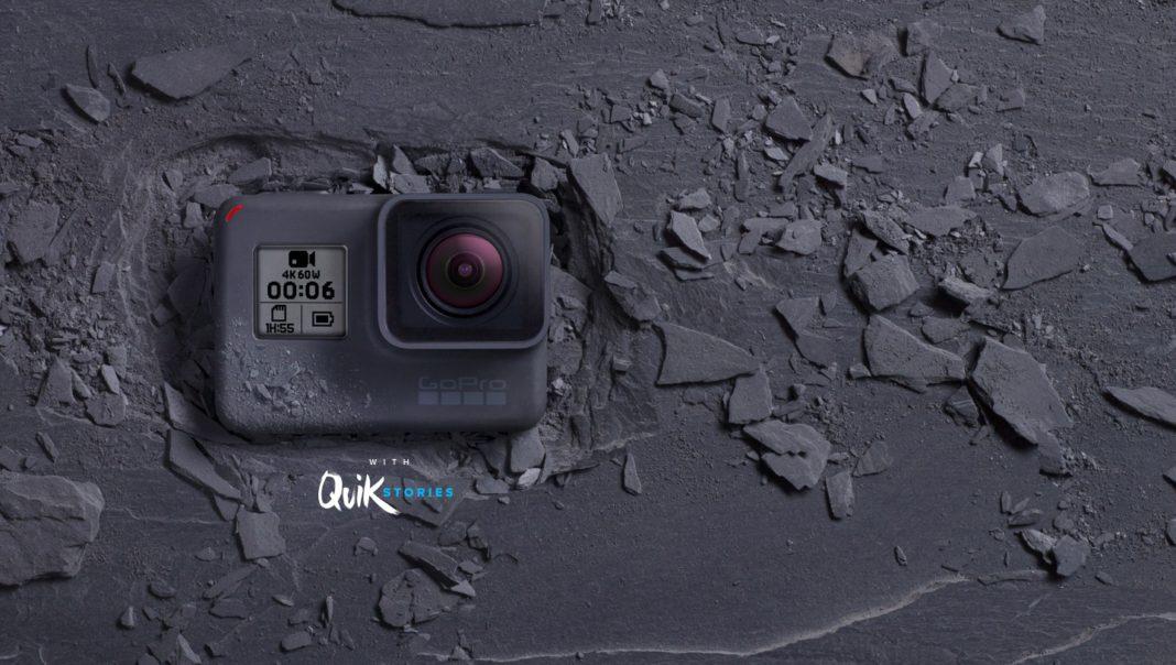 GoPro Unveils New HERO6 Black Camera