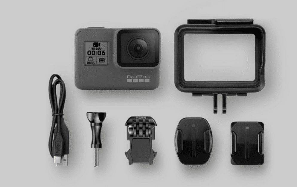 GoPro Unveils New HERO6 Black Camera