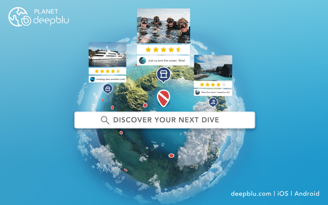 Deepblu Launches New Dive Trip Planning Product