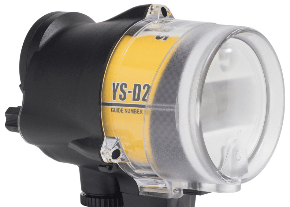 New Version of YS-D2 Strobe From SEA&SEA Now Available