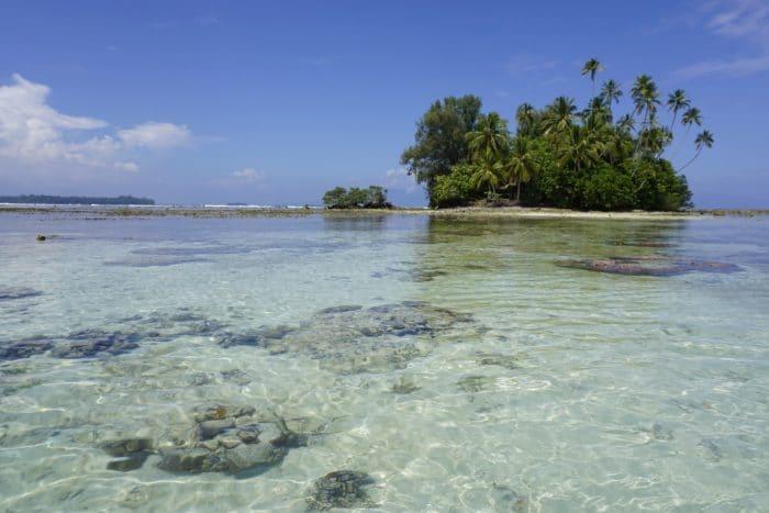 Skull Island, Western Province