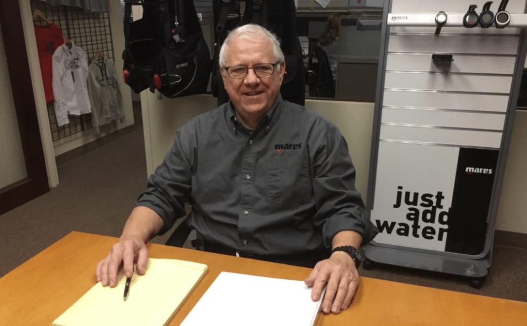 Dive Industry Veteran John Stewart Passes