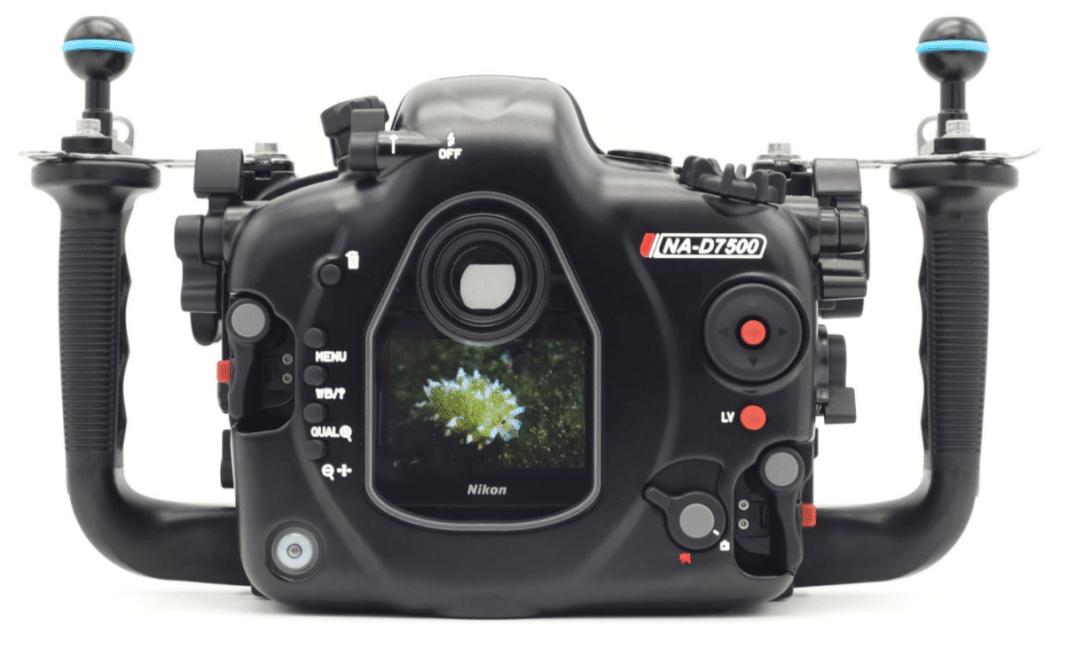New Nauticam housing for the Nikon D7500