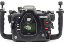 New Nauticam housing for the Nikon D7500