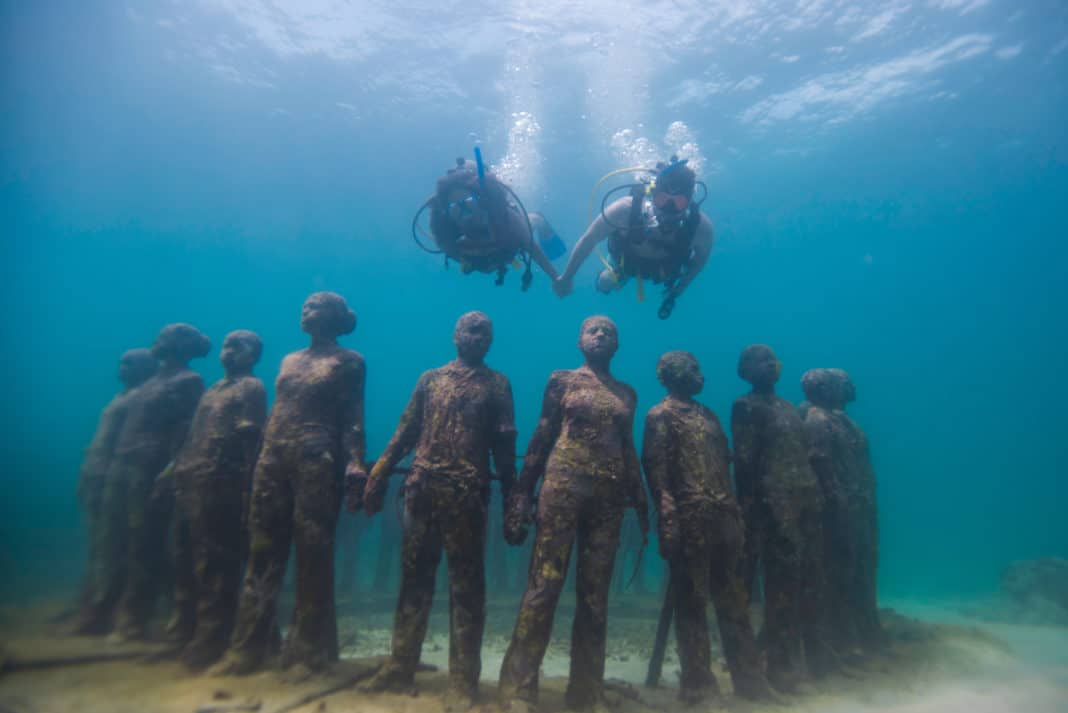 Grenada and Carriacou - Sculpture Park