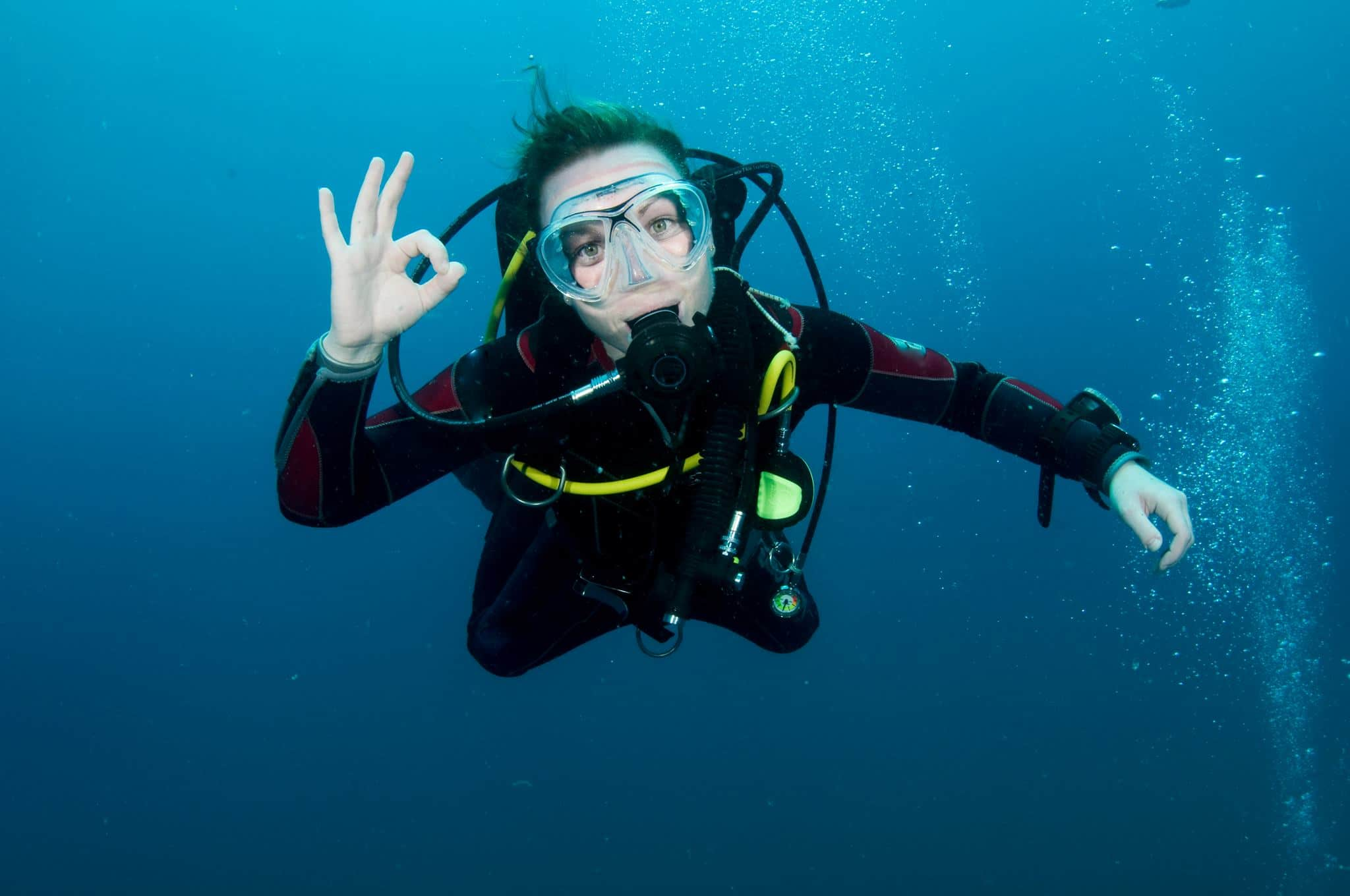 Researchers Studying Scuba Divers' Cardio Profiles