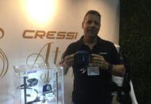 CRESSI Showcases Fog Stop System, Calibro Mask At DEMA Show 2017