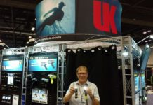 Underwater Kinetics Showcases NewDive Lights At DEMA Show 2017