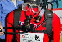 "Submersible Systems is showcasing its innovative new EasyDive Kit with a ""Snorkelator"" at this year's DEMA Show."