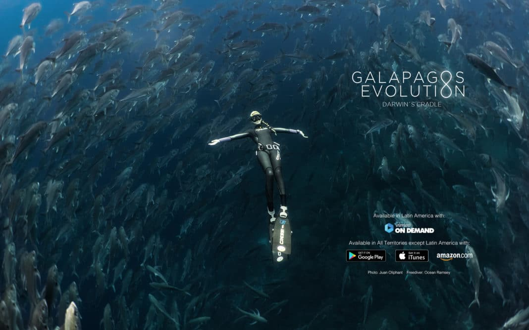 Galapagos Evolution documentary now available for download
