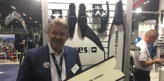 Mares Introduces New Razor Apnea Freediving Fins