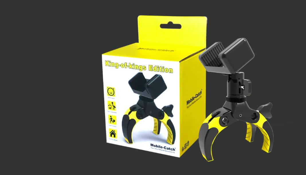 Mobile-Catch Debuts King-of-Kings Edition Clamp At DEMA Show 2017