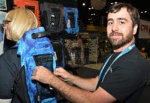 Dry Case Unveils New Moonwater Backpack Color Scheme