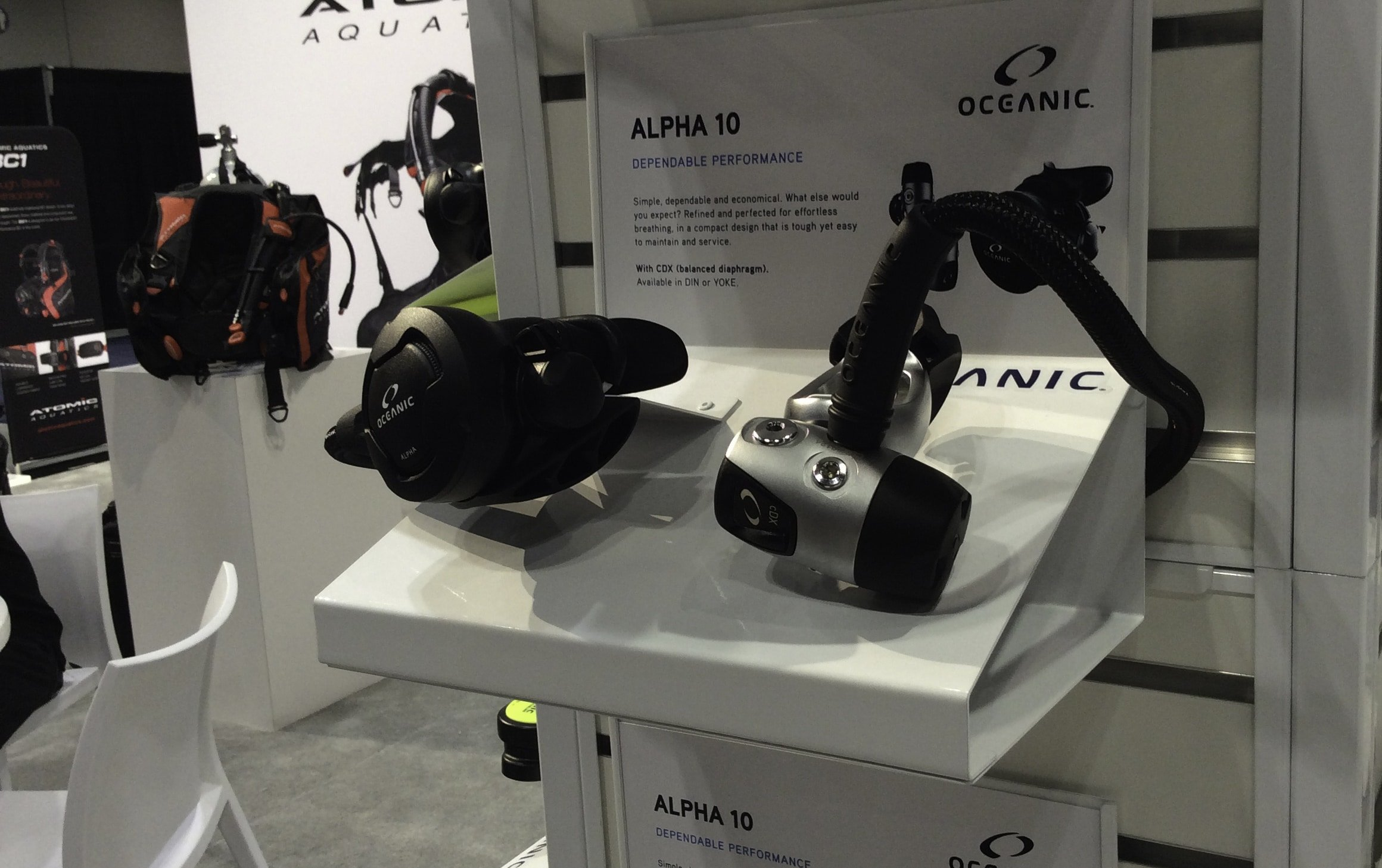 Oceanic Promotes New Tech In Dive Equipment Range