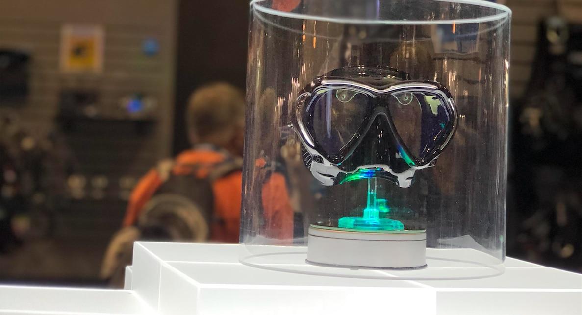 TUSA Debuts New Paragon Mask At DEMA Show 2017