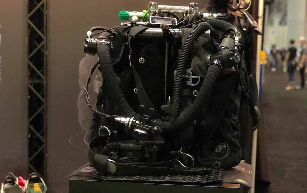 Poseidon Diving Systems' Newest Back-Mounted Rebreather BC Is Ready For Its Debut
