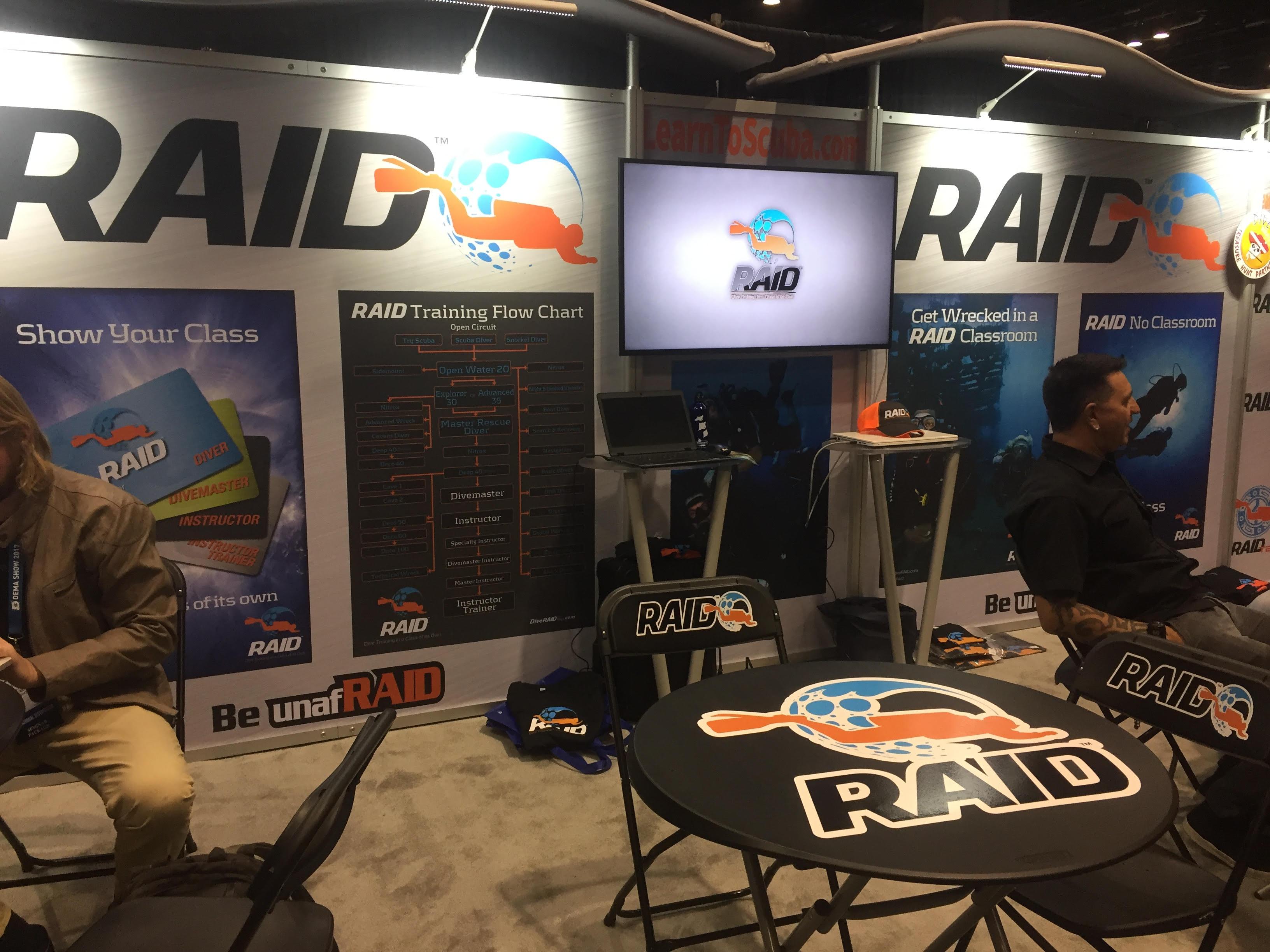 RAID Unveils New Skill Demo Videos