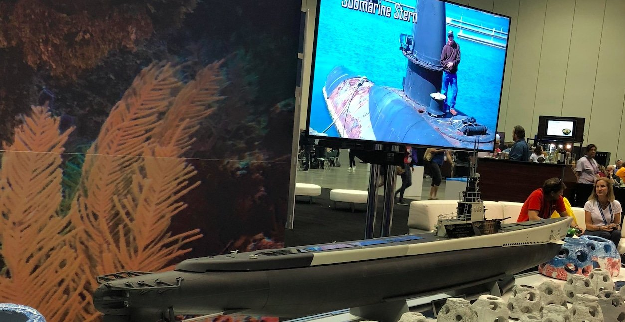 Ships To Reefs At DEMA Show 2017