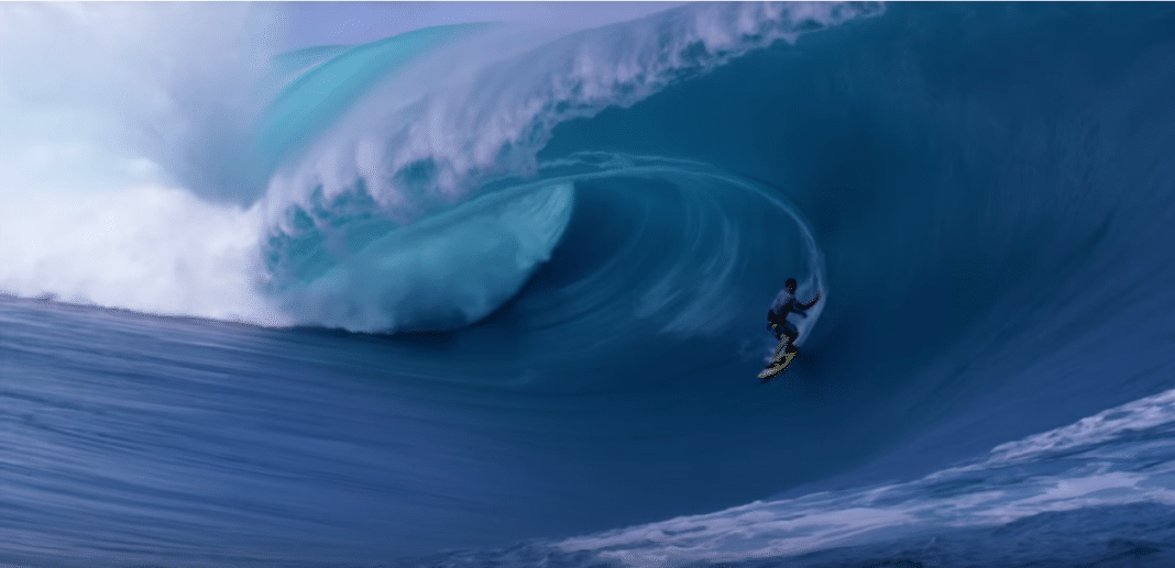 Surfers can capture key coastal data