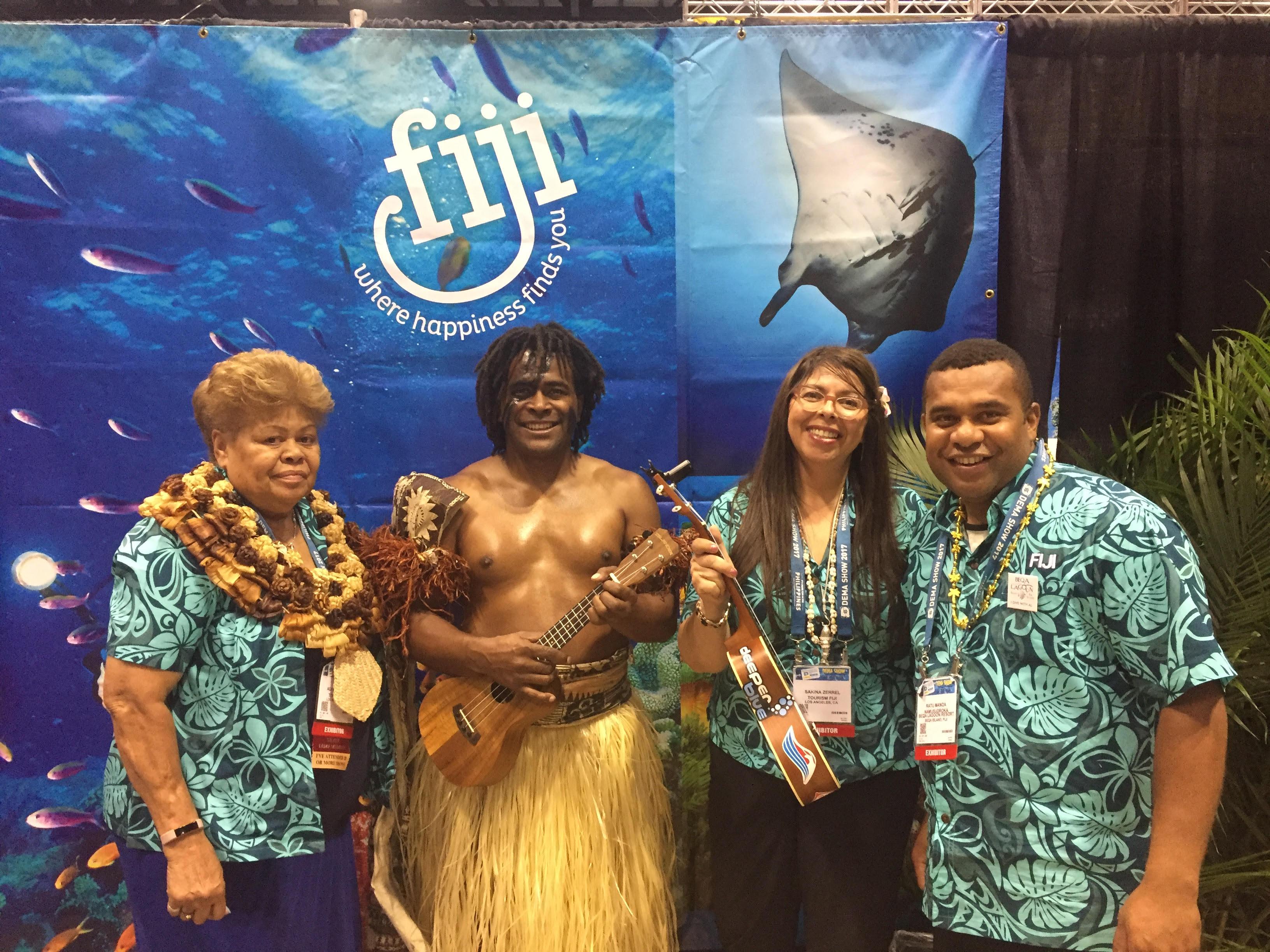 Tourism Fiji offers 2017 DEMA Dive Special