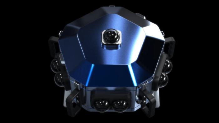 VRTUL camera